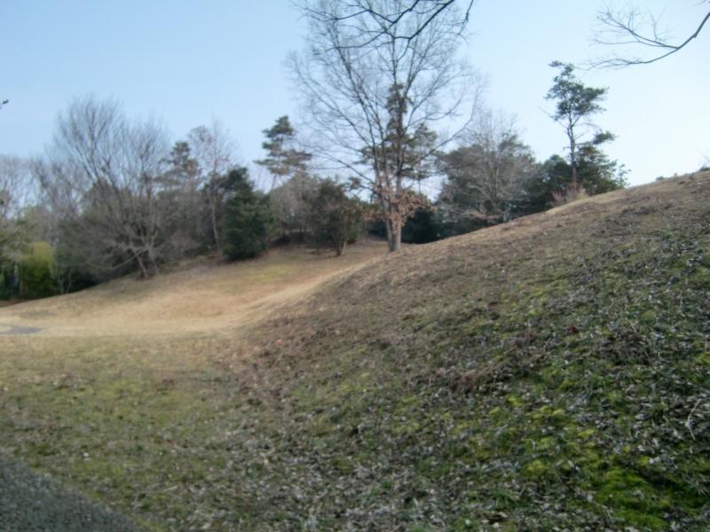 瓢箪山古墳へ: 鹿鳴人のつぶやき