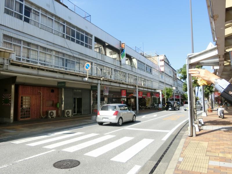 滋賀県彦根市の商店街へ 1: 鹿鳴人のつぶやき